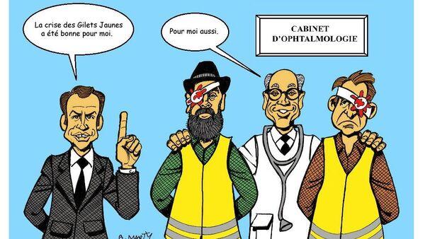 Le bon côté de la crise des Gilets jaunes - Sputnik France