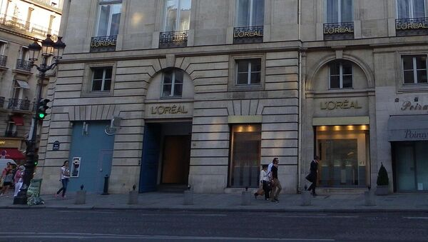 Siège social de L'Oréal au 14 rue Royale à Paris - Sputnik France