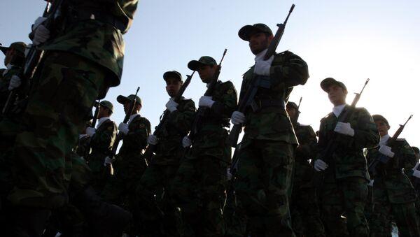 Les Gardiens de la révolution islamique (archive photo) - Sputnik France