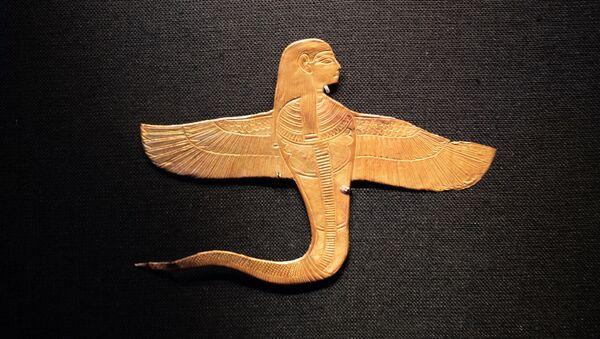 Uraeus à tête humaine muni d'ailes, 1336-1326 av. J.-C. - Sputnik France