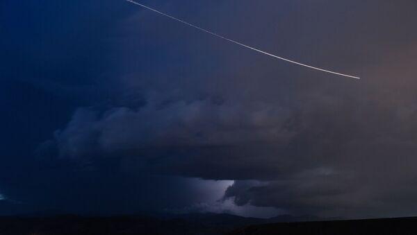 Ciel nocturne  - Sputnik France