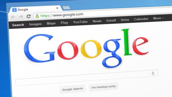 recherche Google - Sputnik France