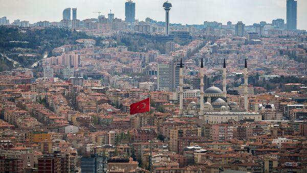 Ankara, image d'illustration  - Sputnik France