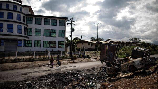 Conséquences de la crise séparatiste au Cameroun - Sputnik France