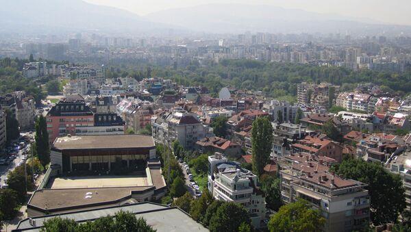Sofia, capitale bulgare - Sputnik France