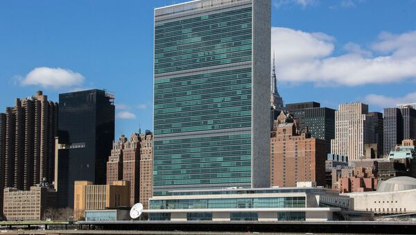 Siège de l'Onu à New York  - Sputnik France