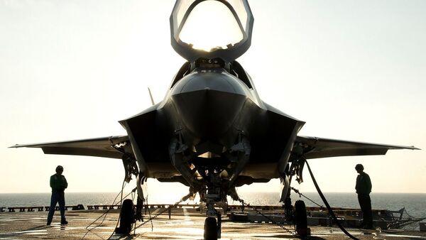 F-35 - Sputnik France