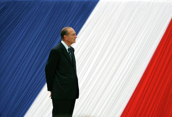 Jacques Chirac est mort  - Sputnik France