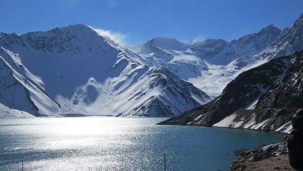 Unas montañas en Chile - Sputnik France