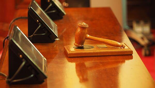 Court of law, justice - Sputnik France