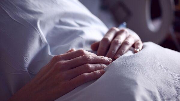 Patiente dans une clinique (image d'illustration) - Sputnik France