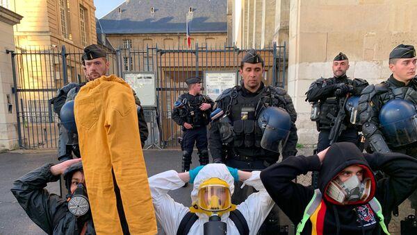 La vérité sur l'incendie: manifestation à Rouen le 1 octobre - Sputnik France