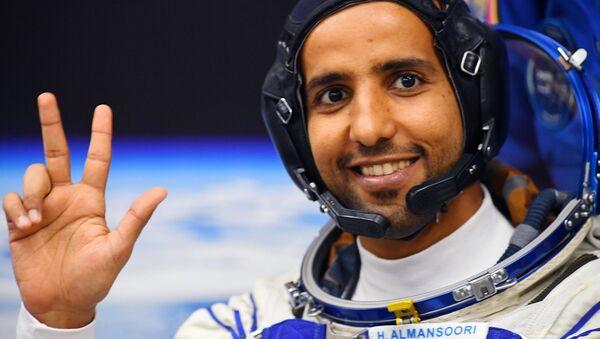 le cosmonaute émirati Hazza al-Mansouri - Sputnik France