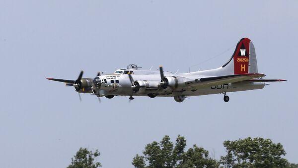 Boeing B-17 de la Seconde guerre mondiale (archives) - Sputnik France