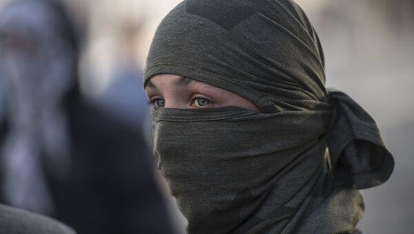 Un Palestinien en état de dépression (image d'illustration) - Sputnik France