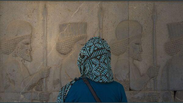Art Iran Persépolis - Sputnik France
