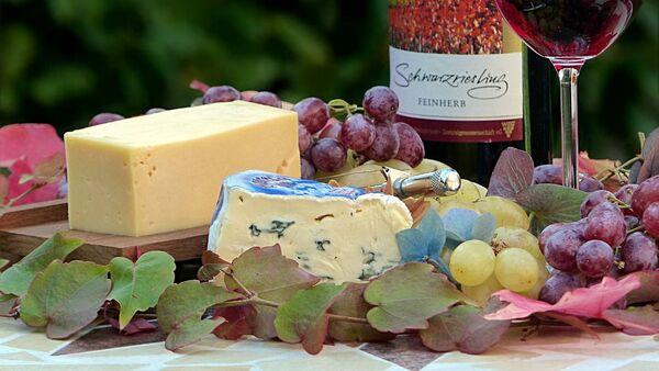 Fromage et vin - Sputnik France