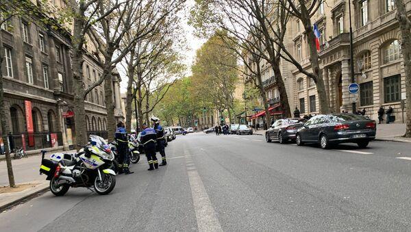 Situation à Paris après l'attaque au couteau à la préfecture, le 03.10.2019 - Sputnik France