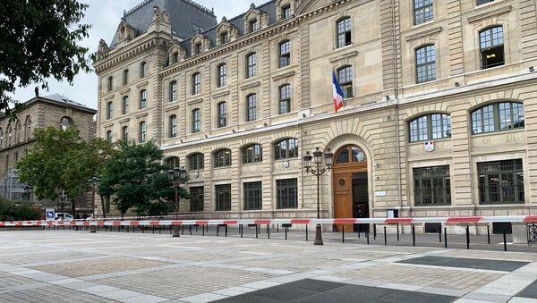 Situation à Paris après l'attaque au couteau à la préfecture, 3.10.2019 - Sputnik France