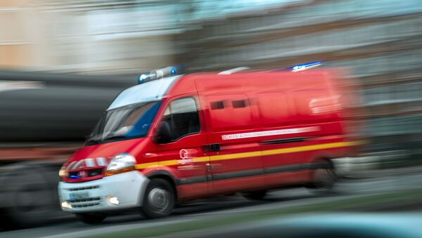 Secours pompiers  - Sputnik France