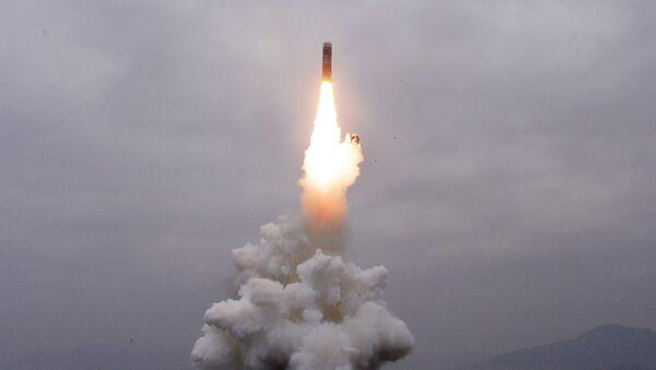 Un tir de missile - Sputnik France