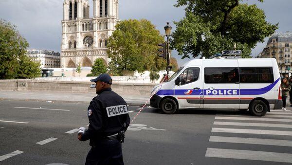 Paris après l'attaque à la préfecture de police  - Sputnik France