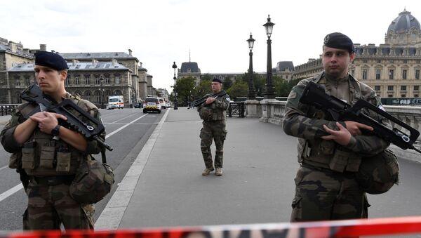 Préfecture de police de Paris - Sputnik France