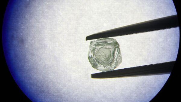 Un diamant-matriochka découvert en Russie - Sputnik France