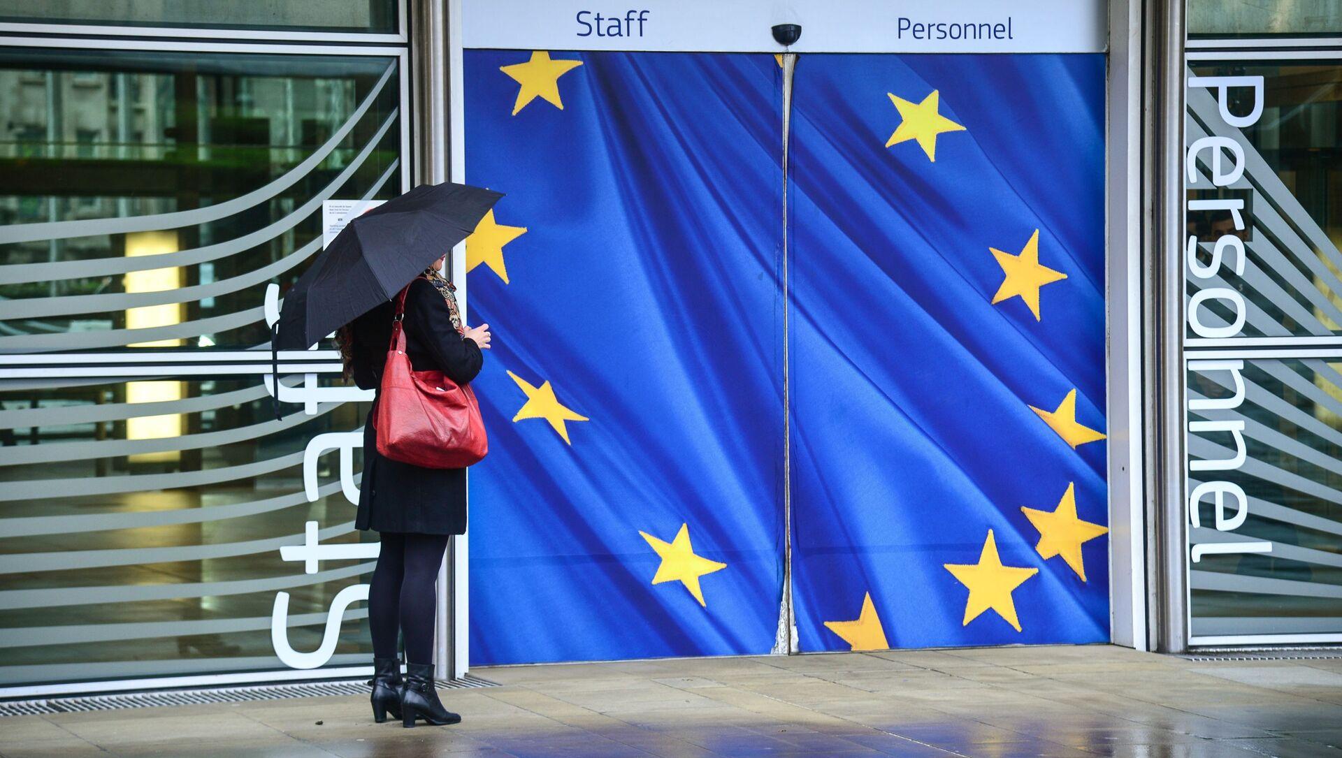 Siège de la Commission européenne, Bruxelles - Sputnik France, 1920, 30.07.2021