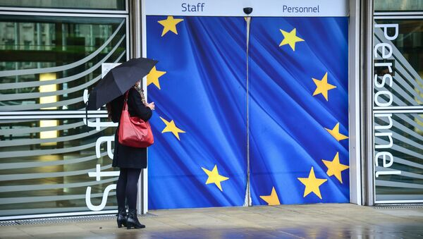 Siège de la Commission européenne, Bruxelles - Sputnik France