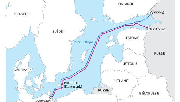 Nord Stream 2 - Sputnik France