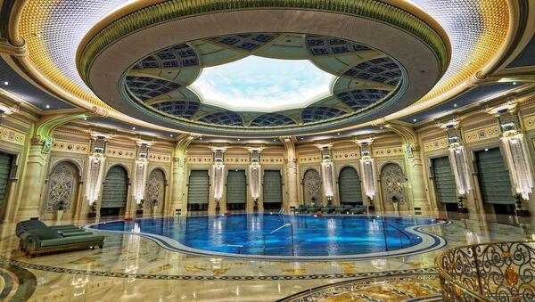 Un hôtel saoudien - Sputnik France