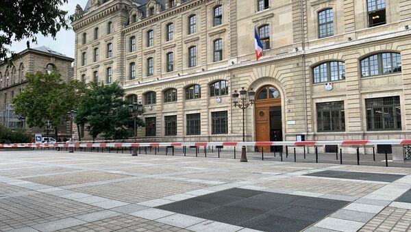 La préfecture de police de Paris, le 3 octobre 2019 - Sputnik France
