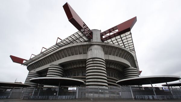 San Siro stadium in Milan, Italy - Sputnik France