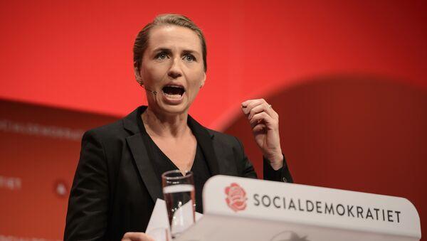 La Première ministre danoise Mette Frederiksen - Sputnik France