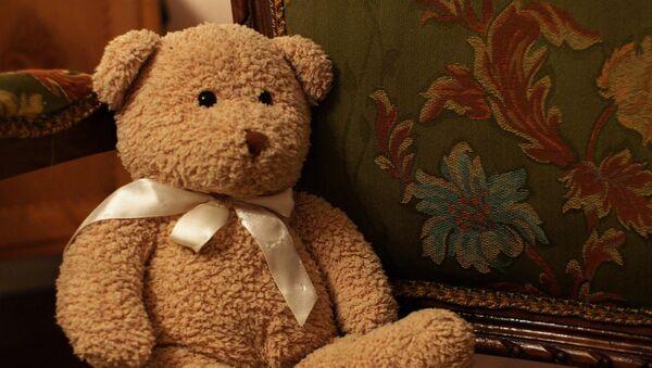 Teddy bear - Sputnik France