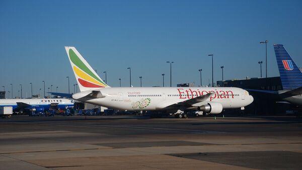 Un Boeing 767 d'Ethiopian Airlines - Sputnik France