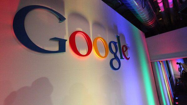Google Logo   - Sputnik France