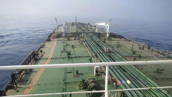 le pétrolier iranien Sabiti  - Sputnik France