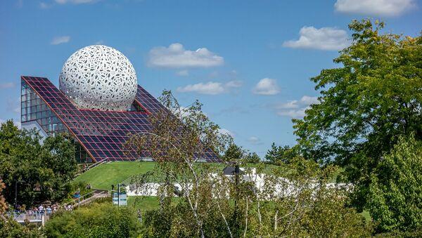 Parc du Futuroscope - Sputnik France