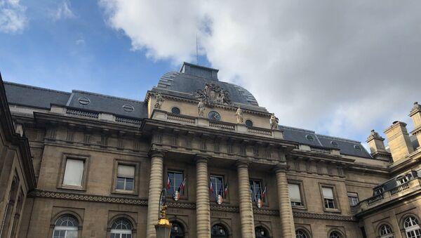 Le palais de Justice de Paris (image d'illustration) - Sputnik France