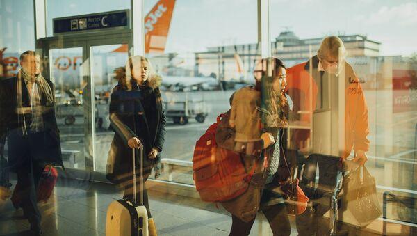 Аэропорт - Sputnik France