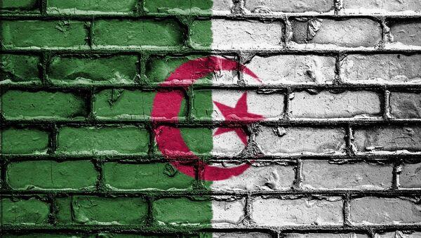 Couleurs du drapeau algérien (image d'illustration) - Sputnik France