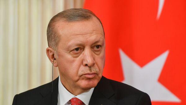 Recep Tayyip Erdogan (archive photo) - Sputnik France