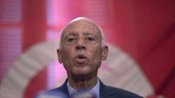 Kaïs Saïed, Président tunisien - Sputnik France