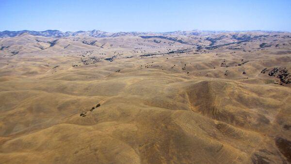 Aux environs de Tres Pinos, en Californie - Sputnik France