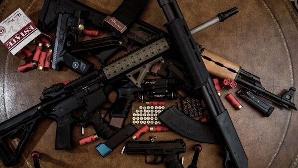 Armes à feu, image d'illustration - Sputnik France