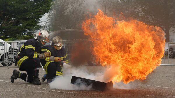Sapeurs-pompiers - Sputnik France
