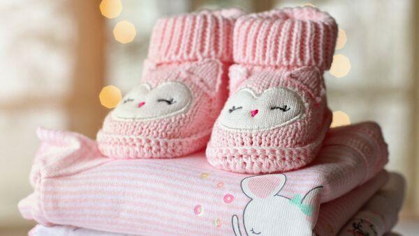 Chaussures bébé - Sputnik France