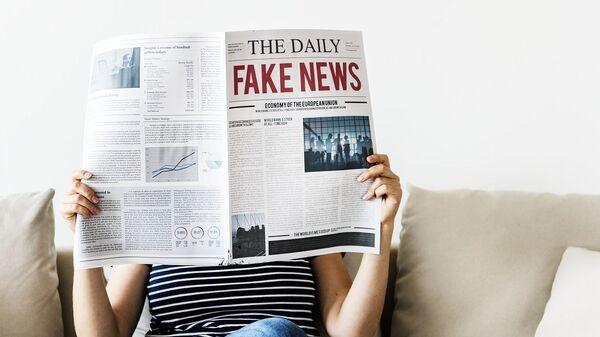 Fake news (image d'illustration) - Sputnik France